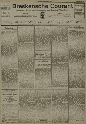 Breskensche Courant 1932-02-27