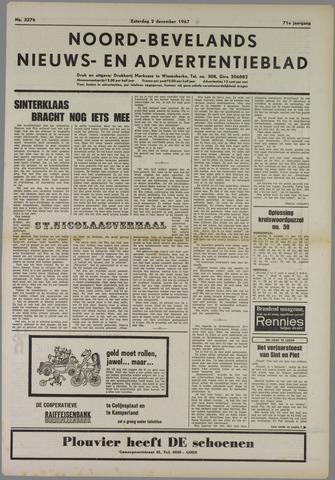 Noord-Bevelands Nieuws- en advertentieblad 1967-12-02