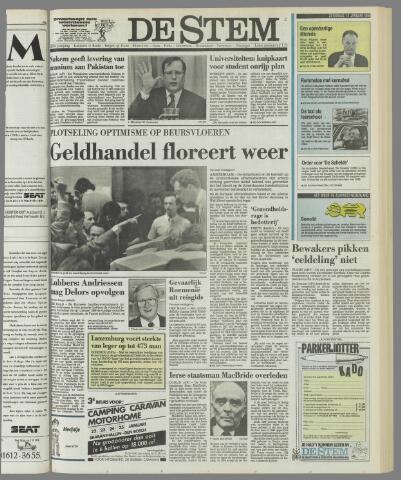 de Stem 1988-01-16
