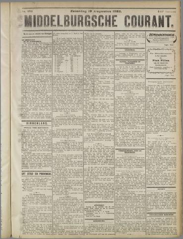 Middelburgsche Courant 1922-08-19