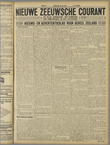 Nieuwe Zeeuwsche Courant 1926-07-29