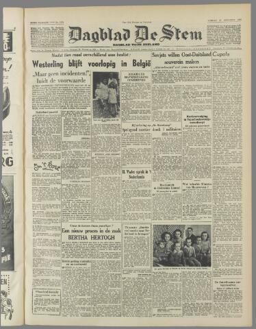 de Stem 1950-08-25