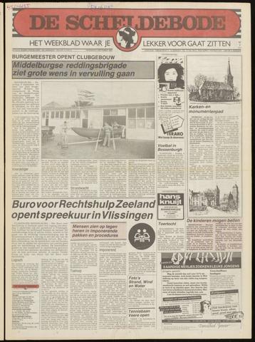 Scheldebode 1984-09-05