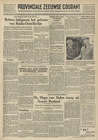 Provinciale Zeeuwse Courant 1952-06-04