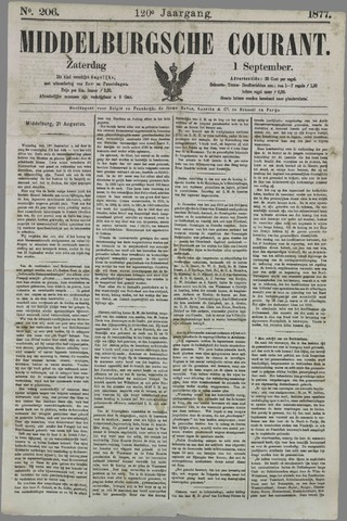 Middelburgsche Courant 1877-09-01