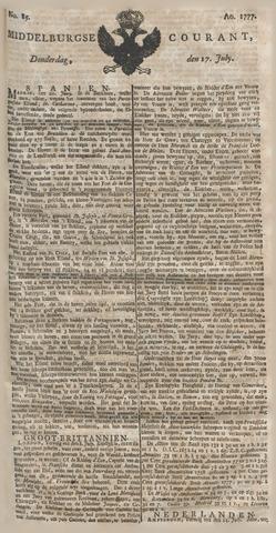 Middelburgsche Courant 1777-07-17
