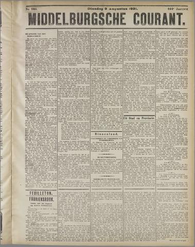 Middelburgsche Courant 1921-08-09