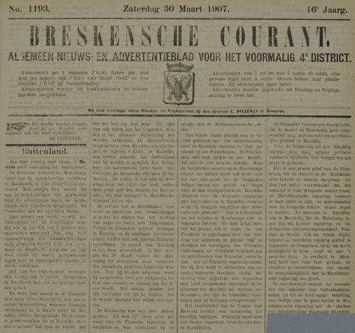 Breskensche Courant 1907-03-30