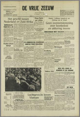 de Vrije Zeeuw 1965-06-18