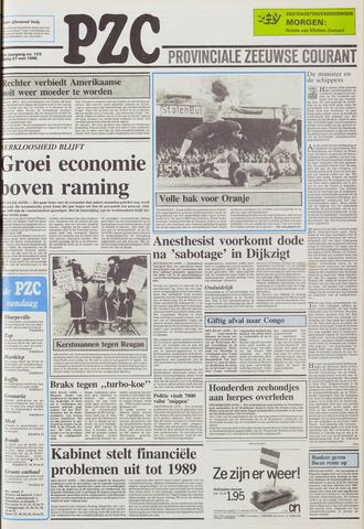 Provinciale Zeeuwse Courant 1988-05-27