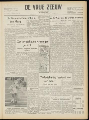 de Vrije Zeeuw 1953-07-25