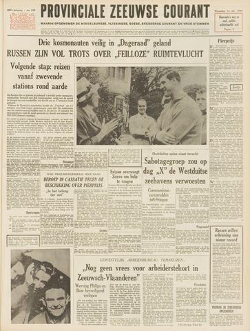 Provinciale Zeeuwse Courant 1964-10-14