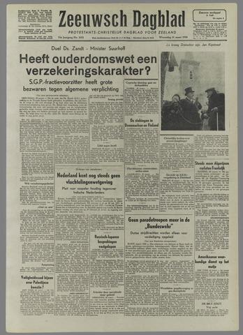 Zeeuwsch Dagblad 1956-03-21