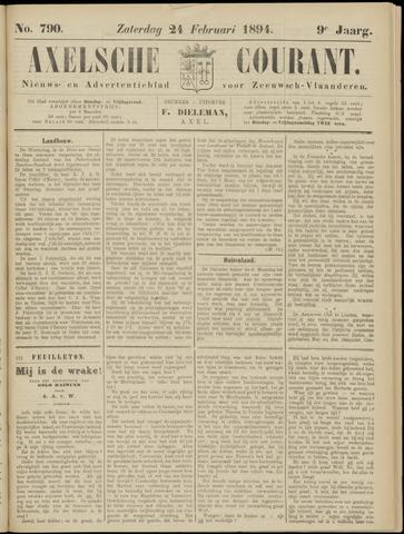 Axelsche Courant 1894-02-24