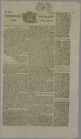 Goessche Courant 1822-08-23