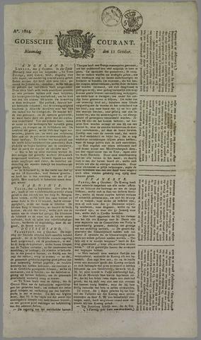 Goessche Courant 1824-10-11