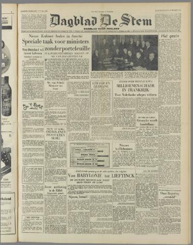 de Stem 1951-03-15