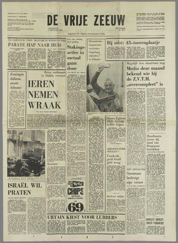 de Vrije Zeeuw 1972-02-03
