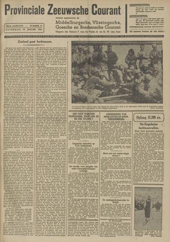 Provinciale Zeeuwse Courant 1941-01-18