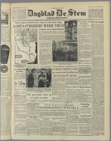 de Stem 1951-10-02