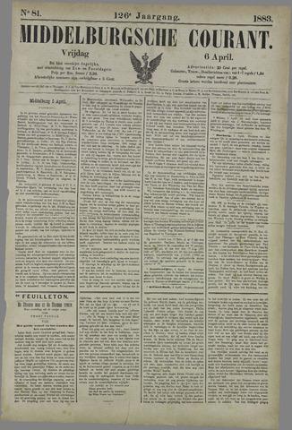 Middelburgsche Courant 1883-04-06