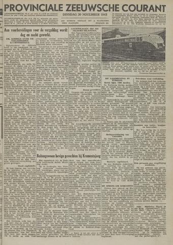 Provinciale Zeeuwse Courant 1943-11-30