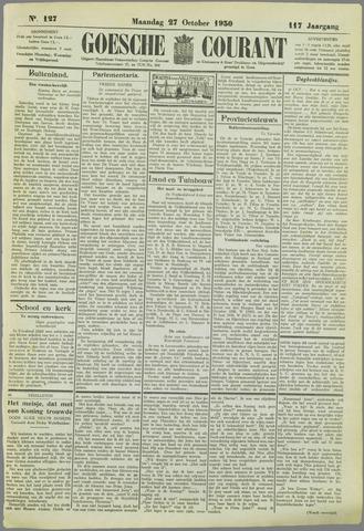 Goessche Courant 1930-10-27