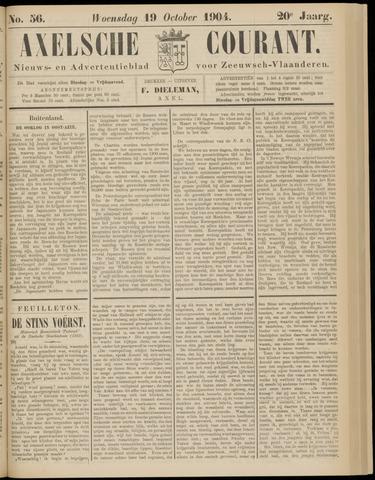 Axelsche Courant 1904-10-19