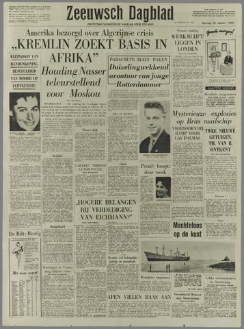 Zeeuwsch Dagblad 1960-10-18