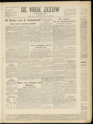 de Vrije Zeeuw 1951-02-27