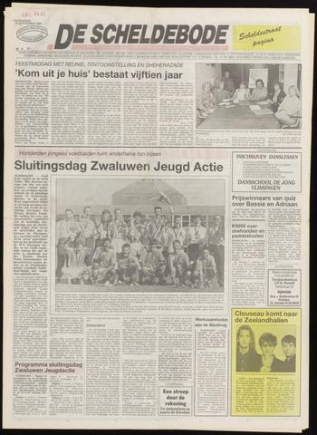 Scheldebode 1991-09-25