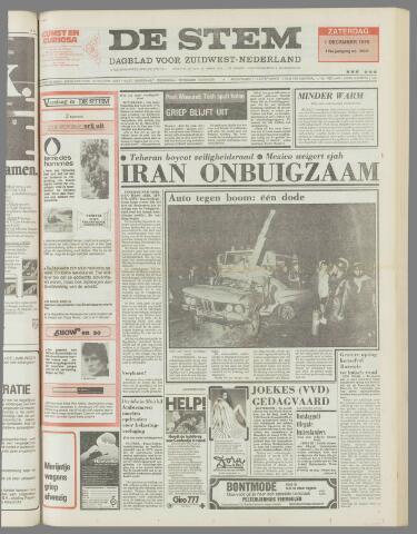 de Stem 1979-12-01