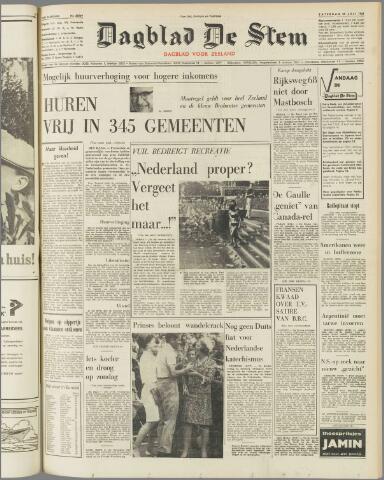 de Stem 1967-07-29