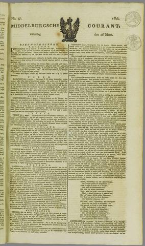 Middelburgsche Courant 1825-03-26