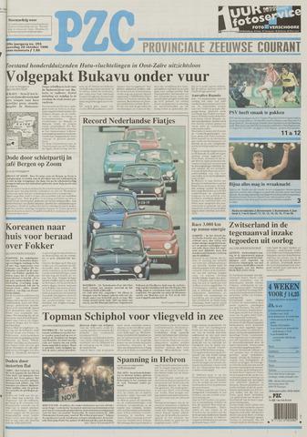 Provinciale Zeeuwse Courant 1996-10-28