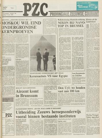 Provinciale Zeeuwse Courant 1974-06-15
