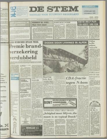de Stem 1978-02-04