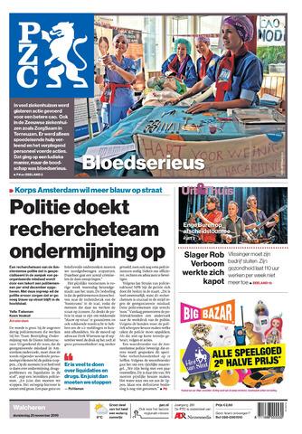 Provinciale Zeeuwse Courant 2019-11-21