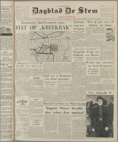 de Stem 1961-07-18