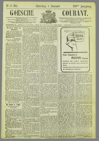 Goessche Courant 1913-01-04