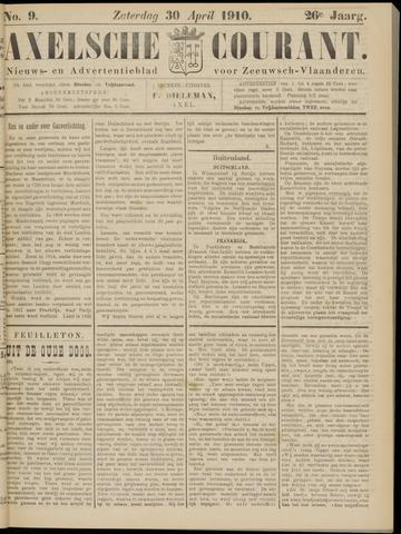 Axelsche Courant 1910-04-30