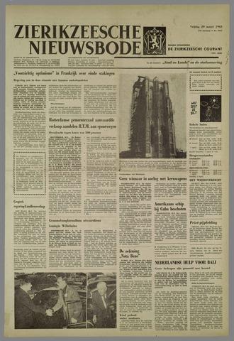 Zierikzeesche Nieuwsbode 1963-03-29