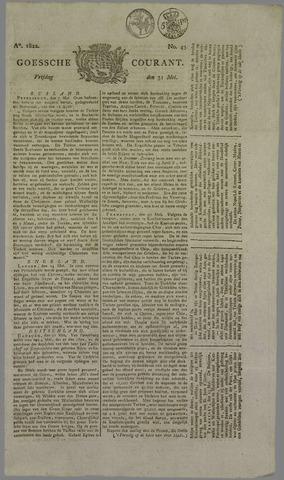 Goessche Courant 1822-05-31