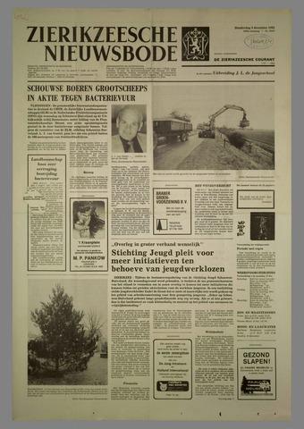 Zierikzeesche Nieuwsbode 1982-12-09