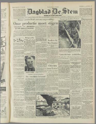 de Stem 1950-10-14