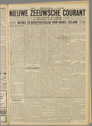 Nieuwe Zeeuwsche Courant 1932-04-14