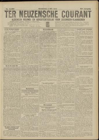Ter Neuzensche Courant. Algemeen Nieuws- en Advertentieblad voor Zeeuwsch-Vlaanderen / Neuzensche Courant ... (idem) / (Algemeen) nieuws en advertentieblad voor Zeeuwsch-Vlaanderen 1942-05-04