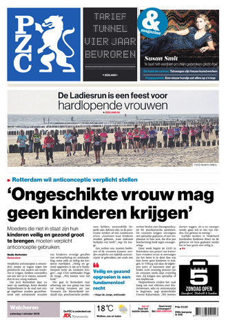 Provinciale Zeeuwse Courant 2016-10-01