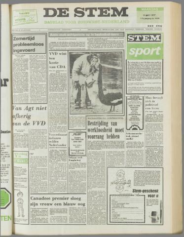 de Stem 1977-04-04