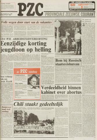 Provinciale Zeeuwse Courant 1983-06-24